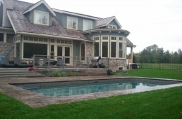 Backyard Pool – Sophisticated 1