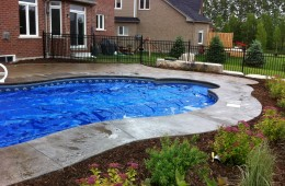 Backyard Pool – Cover Off #2