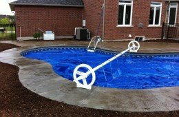 Backyard Pool – With Cover #2