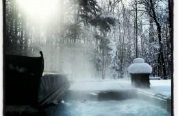 Backyard – Hot Tub