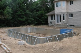 Backyard Pool – Start To Finish #2