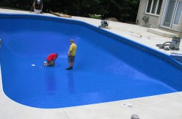 Backyard Pool – Start To Finish #3