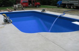 Backyard Pool – Start To Finish #5