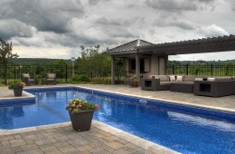 Backyard Pool – Oasis 1
